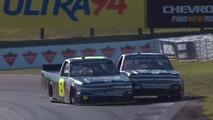 Une arrivée digne d'un western en NASCAR Truck