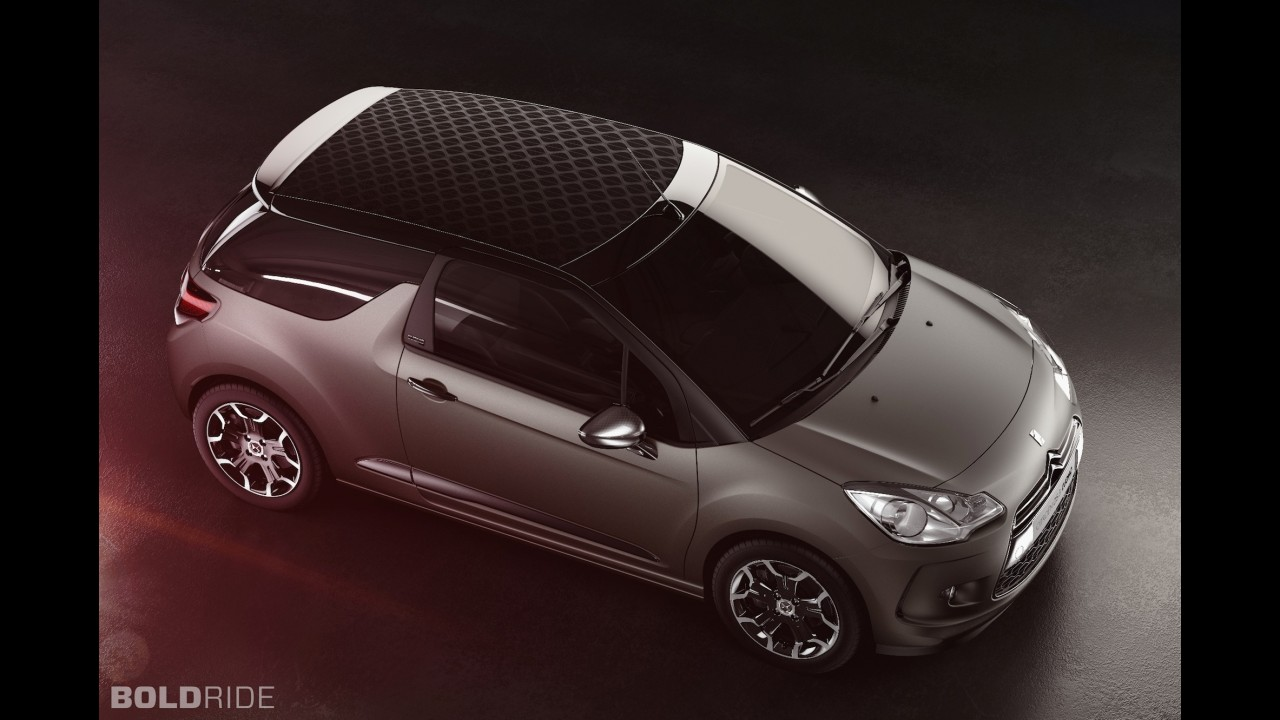 Citroen DS3 Cabrio L'Uomo Vogue