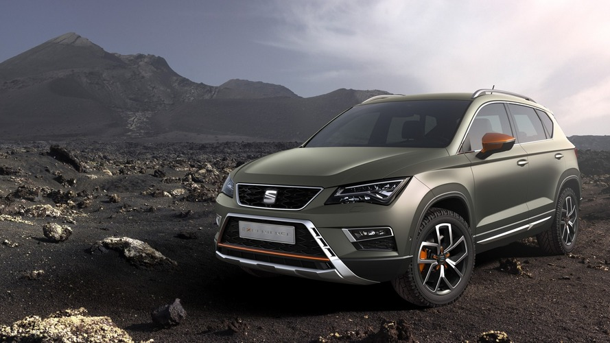 Seat Ateca X-Perience concept focuses on enhanced off-road capability