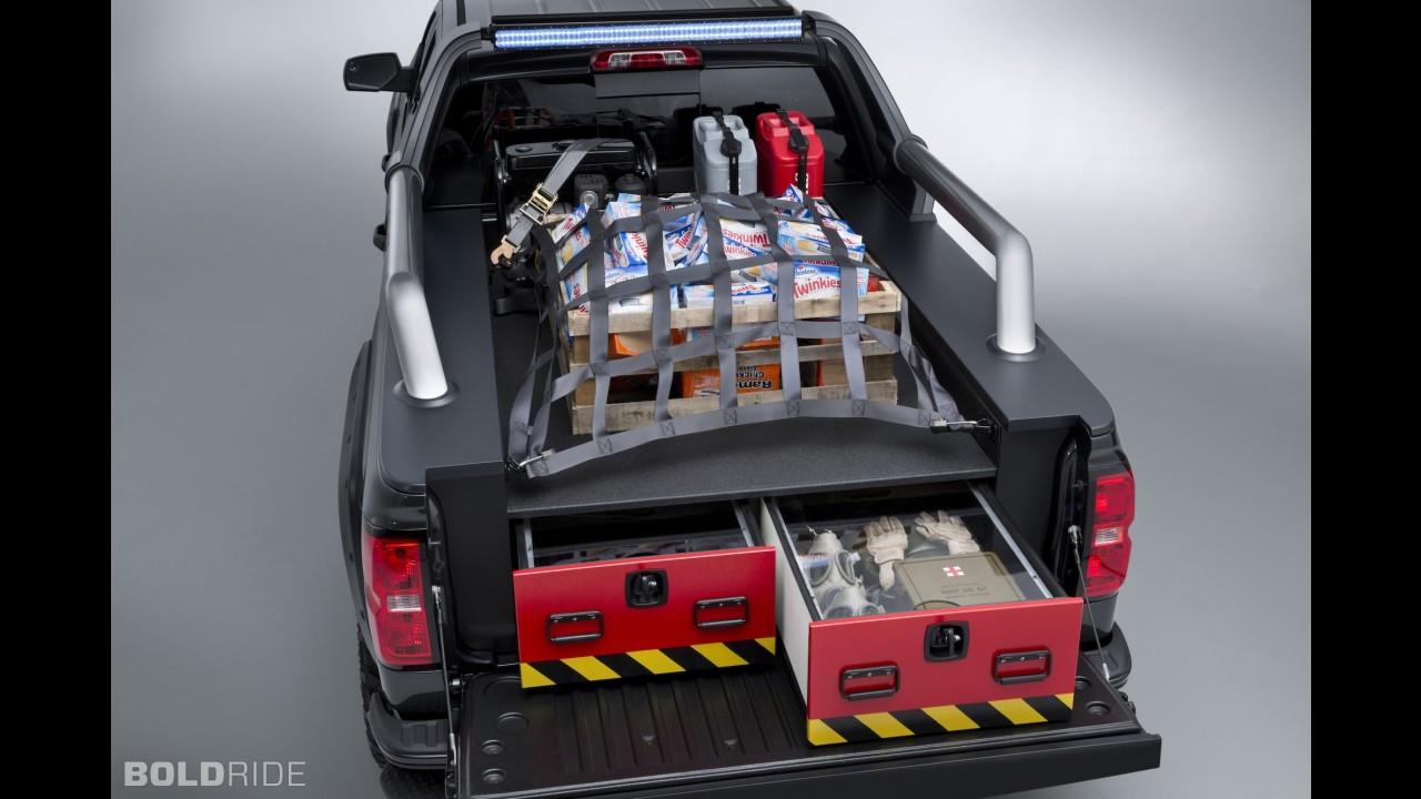 Chevrolet Silverado Black Ops Concept