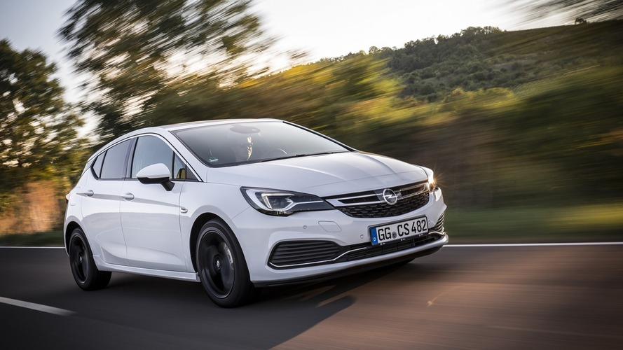 Opel Astra OPC Line Sport Pack is not so sporty