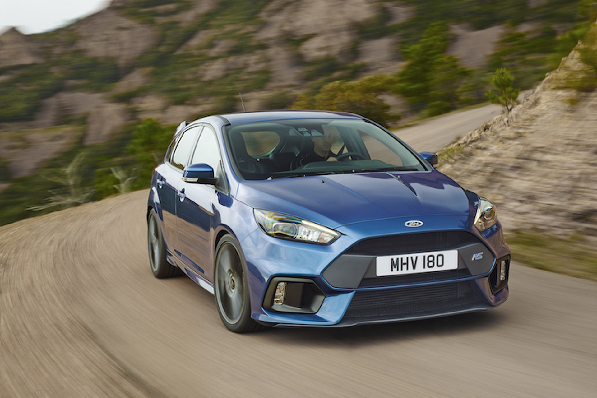 Is Ford Already Developing a Hotter Focus RS?