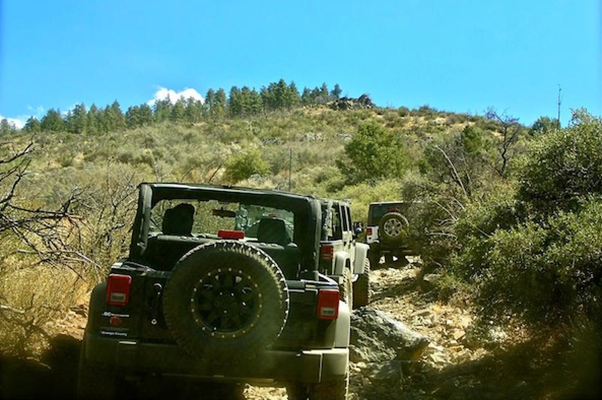 Your Ride: 2012 Jeep Wrangler Sport