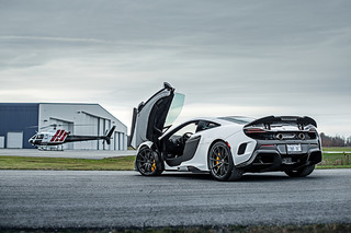 Drake's New McLaren 675LT in 10 Amazing Photos