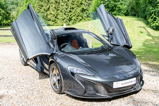 Used Le Mans Edition McLaren 650S is More Expensive than New
