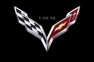 C7 Corvette Coming to 2013 Detroit Auto Show With New Logo