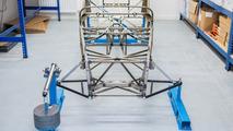 Caterham Seven new ultra-lightweight chassis