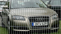 Audi A3 Facelift Spy Photos