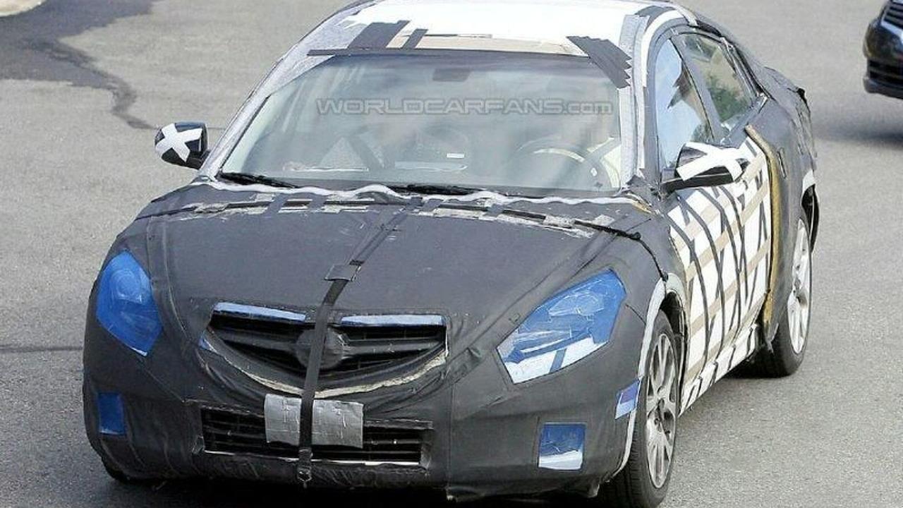 New Mazda 6 Spy Photos
