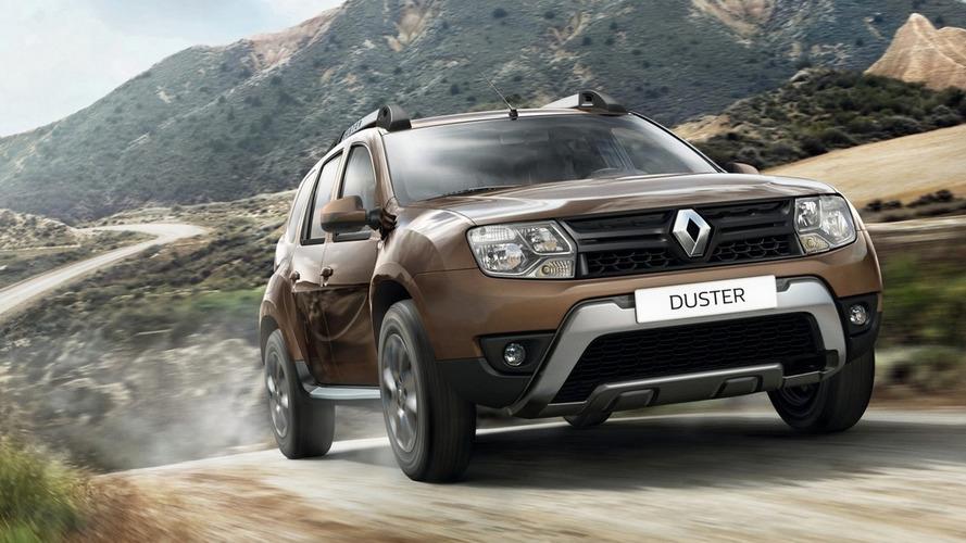 Renault Duster 1.6 fica mais barato com a chegada do Captur
