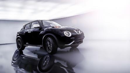 2017 Nissan Juke gets limited-run Black Pearl Edition