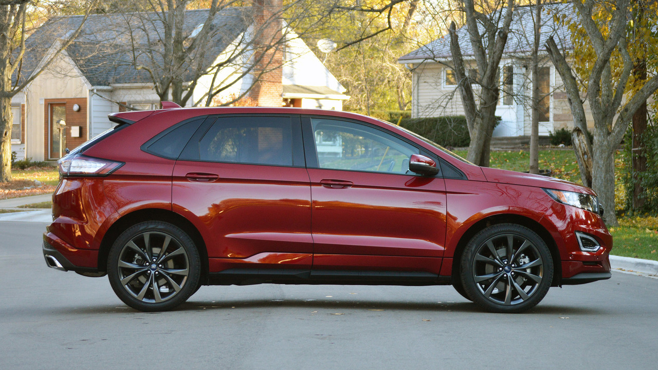 Popular 2017 Ford Edge Sport Review The Power To Corrupt