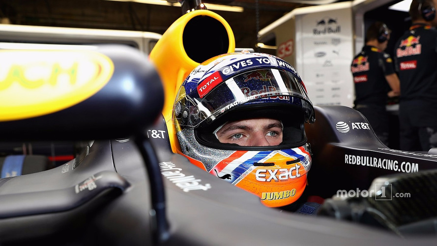Verstappen to limit radio communications to avoid sounding