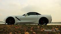 Corvette Stingray Profil gauche