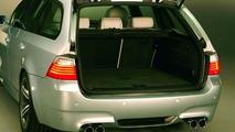 BMW M5 Touring at Geneva