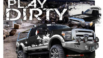 Ford F-Series lineup for SEMA