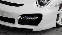 TechArt Aerodynamic Kit II for Porsche 911 Turbo 11.05.2010