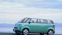 Volkswagen Microbus concept, North American International Auto Show debut 2001