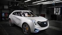 Hyundai Curb Crossover Concept