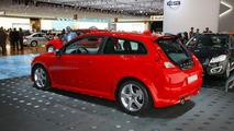 2010 Volvo C30 R-Design Facelift Live Photos in Frankfurt