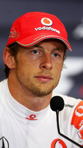 Button changes story over Turkey 'target lap time'