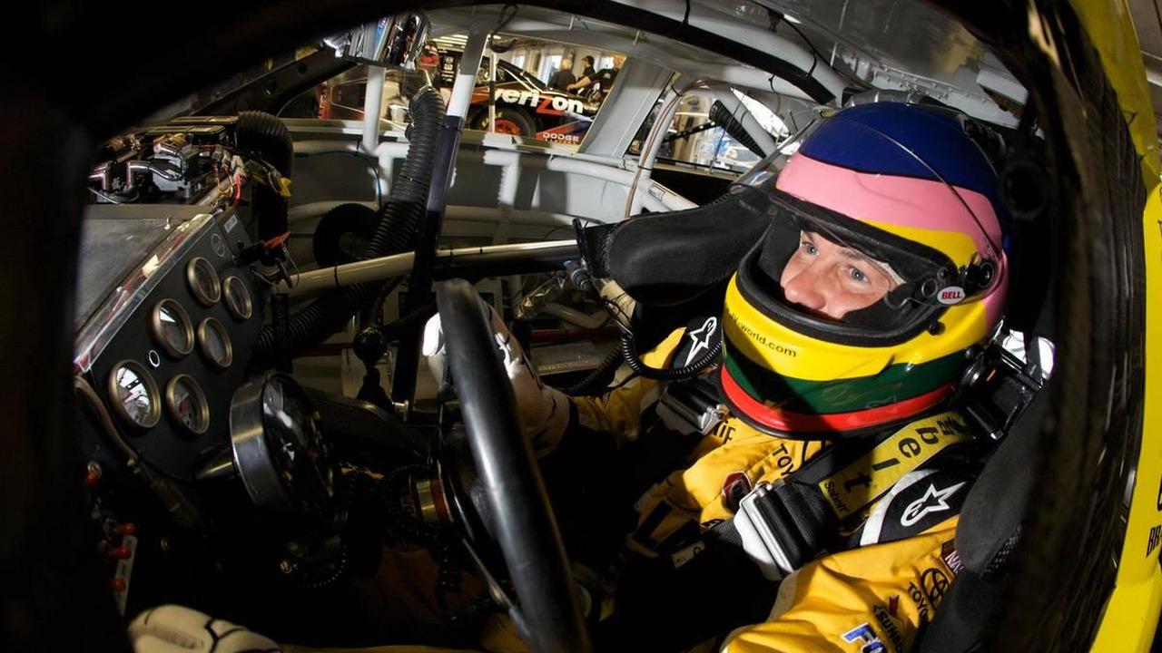 Jacques Villeneuve - Circuit Gilles-Villeneuve, NAPA 200, NASCAR, Nationwide Series, 29.08.2009 Montreal, Canada