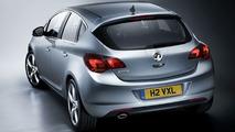2010 Vauxhall/Opel Astra Interior Revealed