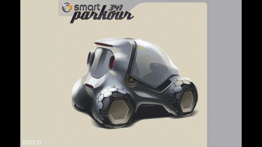 Smart LA Design Challenge 341 Parkour