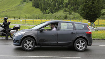Next-gen Renault Koleos mule spy photo 04.07.2013