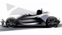 Zenos E10 design sketches published