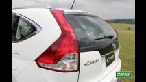 Impressões ao dirigir: Novo Honda CR-V 2012 - Veja os detalhes em fotos