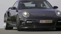 9ff Porsche Turbo Airforce Aerodynamics Kit