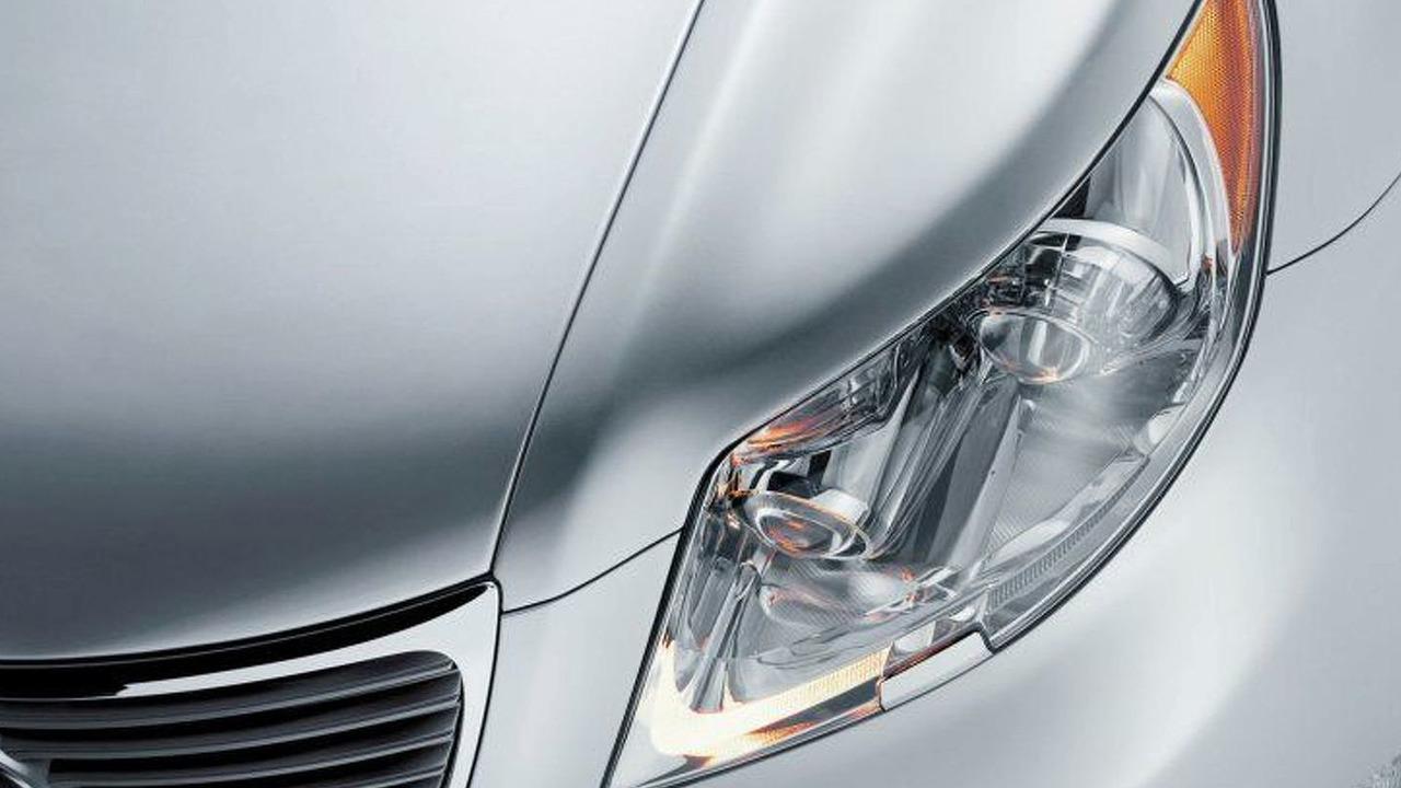 New Lexus LS460