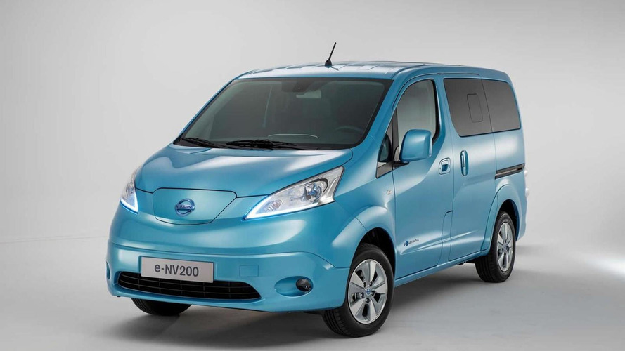 Nissan e-NV200 pricing announced (UK)