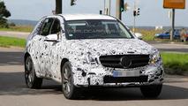 Next generation Mercedes-Benz GLK/GLC spy photo