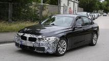 2015 / 2016 BMW 3-Series spy photo