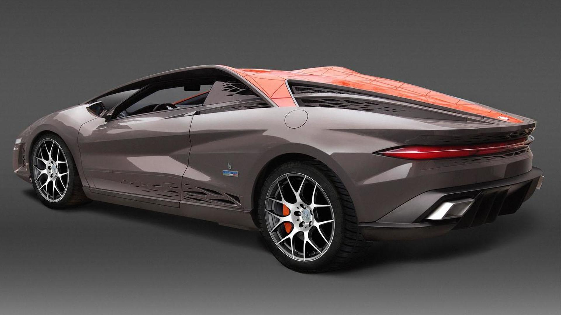 Bertone Nuccio prototype could be sold for 2 million euros