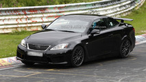 2014 Lexus IS-F Coupe might get a V8 engine