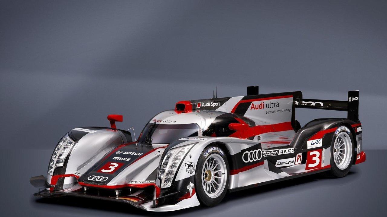 Audi R18 e-Tron hybrid quattro 29.02.2012