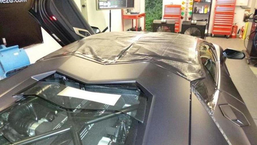 Oakley Design prepares Lamborghini Aventador Spyder