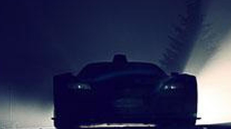 Gumpert teases new car for the Geneva Motor Show