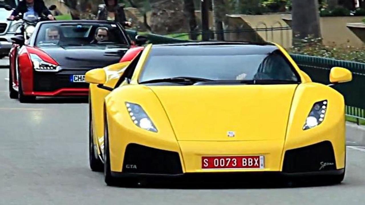GTA Spano in Monaco