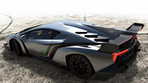 [OFFICIAL PHOTOS ADDED] Lamborghini Veneno hypercar leaked prior to Geneva debut