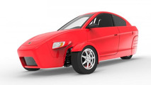 Elio Motors test drive ends with fender falling off