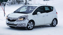 2014 Opel Meriva facelift spy photo 15.02.2013 / Automedia