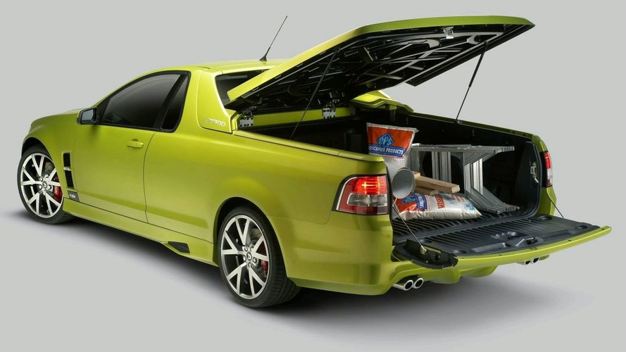 HSV Maloo R8 Ute Unveiled at AIMS