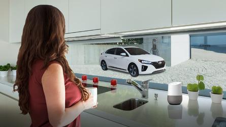 Hyundai Blue Link Google Home integration