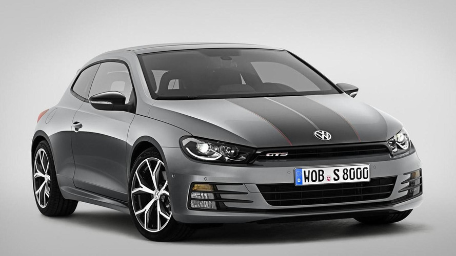 2015 Volkswagen Scirocco GTS unveiled with 220 PS