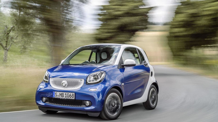2016 Smart ForTwo headed to New York in U.S. specification