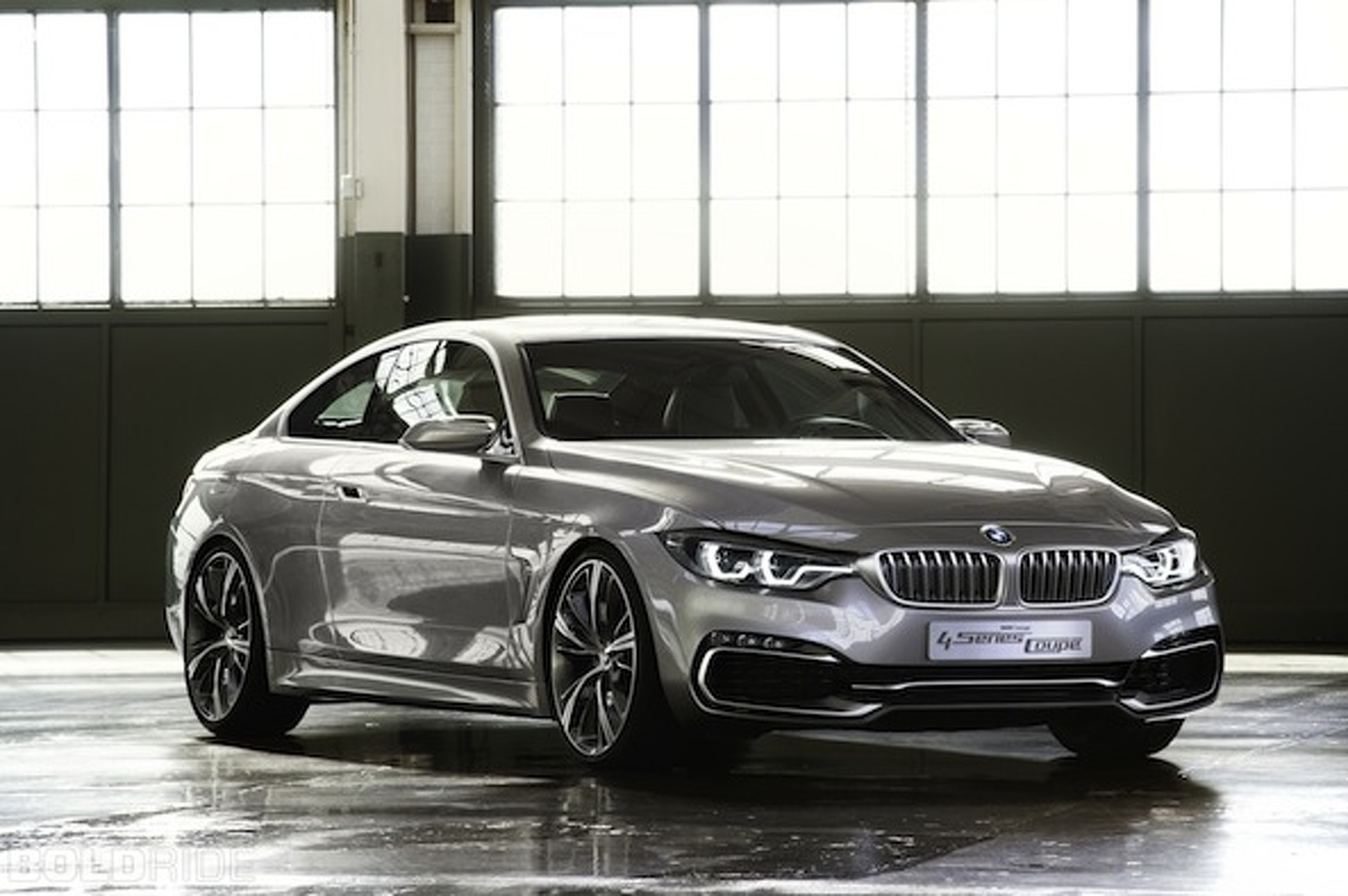 12 Cars of Christmas: BMW 4-Series Coupe Concept
